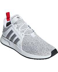 new style 51e0e cfafb adidas Originals X Plr Sneakers In Gray Cq2408 in Gray for ...
