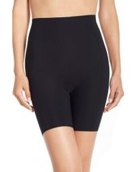 Commando - 'control' High Waist Shaping Shorts - Lyst