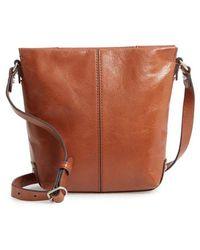 Treasure & Bond - Jessie Leather Crossbody Bag - - Lyst
