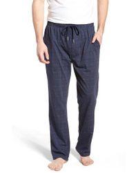 Lacoste - Print Lounge Pants - Lyst