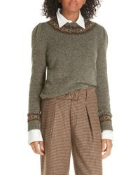 Polo Ralph Lauren - Fair Isle Sweater - Lyst
