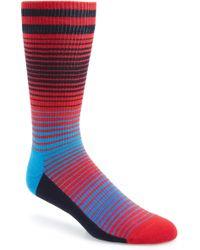 Happy Socks - Sunrise Athletic Socks - Lyst