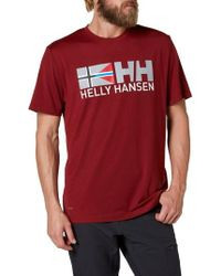 Helly Hansen | Rune Graphic T-shirt | Lyst