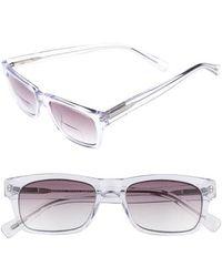 74dd660465 Lyst - Oakley Men s Mph Style Switch Sunglasses in Blue for Men