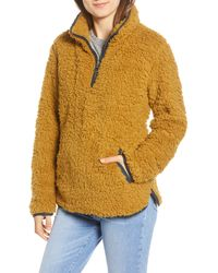 Thread & Supply Wubby Fleece Pullover