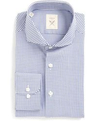 Strong Suit | 'espirit' Trim Fit Check Dress Shirt | Lyst