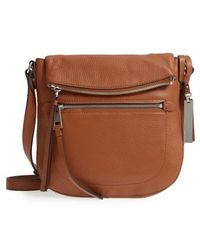 Vince Camuto | 'tala' Leather Crossbody Bag | Lyst