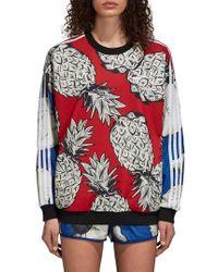 adidas Originals - Boyfriend Sweater - Lyst