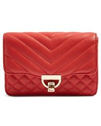 TOPSHOP - Prince Quilted Belt Bag - - Lyst