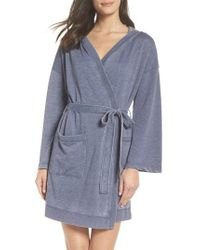 Make + Model - Sweatshirt Robe - Lyst