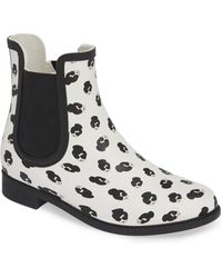 Alice + Olivia - Rainley Stace Face Bootie - Lyst