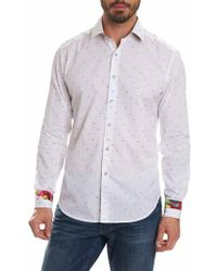 100% Authentic Low Price Fee Shipping Sale Online Robert Graham Ryan Limited Edition Classic Fit Sport Shirt OkLlBKb