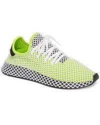 new styles 8fae5 80c68 adidas - Deerupt Runner Sneaker - Lyst