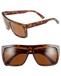 Electric - 'black Top' 61mm Flat Top Sunglasses - Lyst