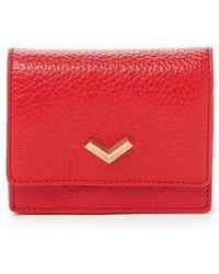 Botkier | Soho Mini Leather Wallet | Lyst