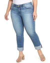 Wit & Wisdom - Flex-ellent Boyfriend Jeans - Lyst