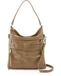 cb6c0db0c125 Lyst - Celine Lefebure Karin Suede Bucket Bag