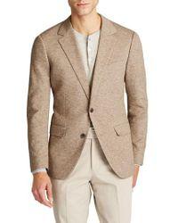 Bonobos | Jetsetter Slim Fit Knit Cotton Blazer | Lyst