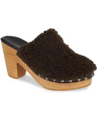 Free People - Cabin Fever Clog - Lyst