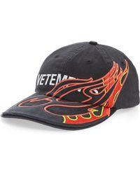 5794acd6a0fc8e Women's Vetements Hats - Lyst