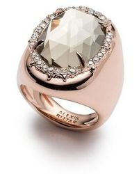 Alexis Bittar - Halo Signet Ring - Lyst