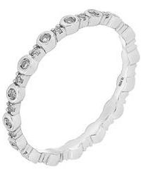 CARRIERE JEWELRY - Carriere Diamond Stackable Ring (nordstrom Exclusive) - Lyst