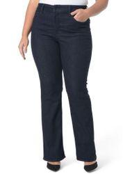 NYDJ - Barbara Stretch Bootcut Jeans - Lyst
