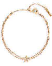 Olivia Burton - Celestial Star Chain Bracelet - Lyst