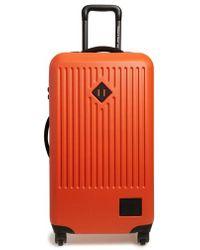 Herschel Supply Co. - Trade 29-inch Medium Wheeled Packing Case - - Lyst