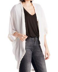 Sole Society - Cotton Gauze Kimono - Lyst