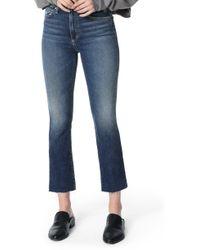1154844e0 Joe's - The Callie High Waist Crop Flare Jeans - Lyst