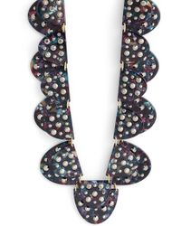 Lele Sadoughi - Spotlight Necklace - Lyst