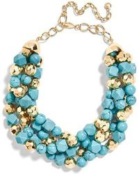 BaubleBar - Cytherea Statement Necklace - Lyst