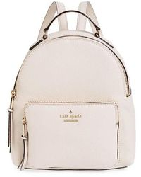 Kate Spade | Jackson Street - Keleigh Leather Backpack | Lyst
