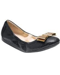 Cole Haan - 'tali' Bow Ballet Flat - Lyst