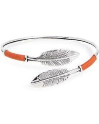 Gas Bijoux | Duality Penna Cuff Bracelet | Lyst