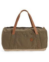 Fjallraven   'duffel No.4' Water Resistant Duffel Bag   Lyst