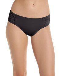 Tommy Bahama - Pearl High Waist Bikini Bottoms - Lyst