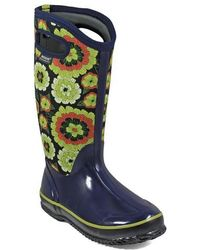 Bogs - Classic Pansies Waterproof Insulated Boot - Lyst