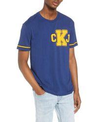 Calvin Klein - Calvin Klein Varsity T-shirt - Lyst