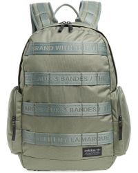 a73f428cff Lyst - Adidas Originals Adicolor Backpack in Blue for Men