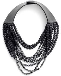 Fairchild Baldwin - Beaded Collar Necklace - Lyst