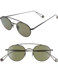 Ahlem - Bastille 49mm Aviator Sunglasses - Lyst