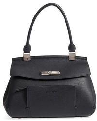 Longchamp - Madeleine Leather Satchel - - Lyst