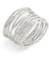 Gorjana - 'lola' Coil Ring - Lyst