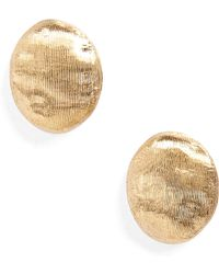 Marco Bicego - 'siviglia' Stud Earrings - Lyst