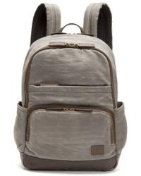 Frye - Carter Backpack - Metallic - Lyst