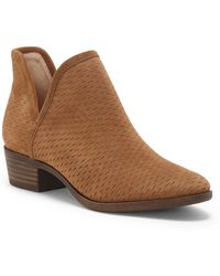 Lucky Brand - Baley Bootie - Lyst