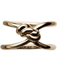 Nora Kogan - Yuki Shibari Knot Ring - Lyst