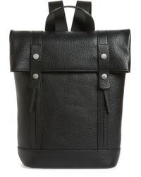 Treasure & Bond - Remy Pebbled Leather Backpack - Lyst